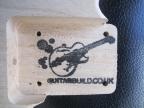 La Cabronita - Supplied by guitarbuild.co.uk