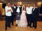 Scottish Wedding Band - Big Tuna
